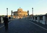Řím hrad Andělů